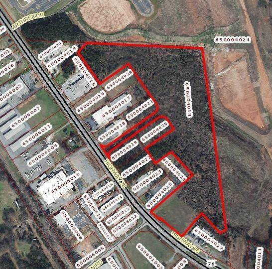 1220 Watkins Road, Anderson, SC 29621 (#20241444) :: Realty ONE Group Freedom