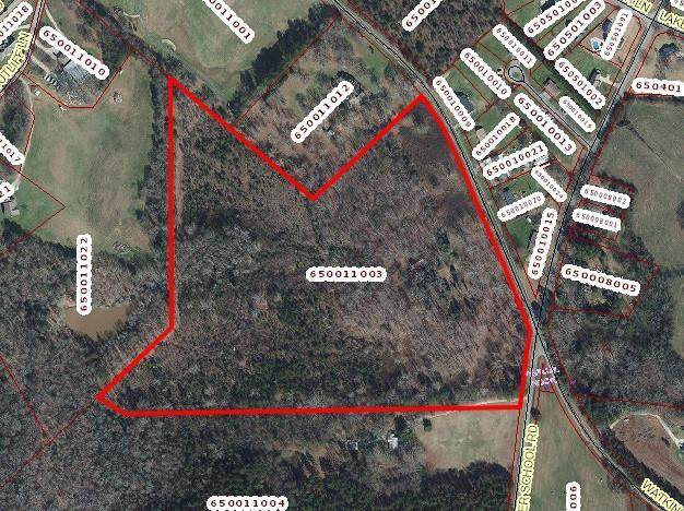 0 Clemson Boulevard, Anderson, SC 29625 (MLS #20241446) :: The Powell Group