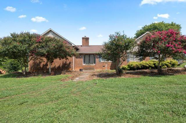 1235 Wilson Road, Central, SC 29630 (MLS #20241693) :: Les Walden Real Estate