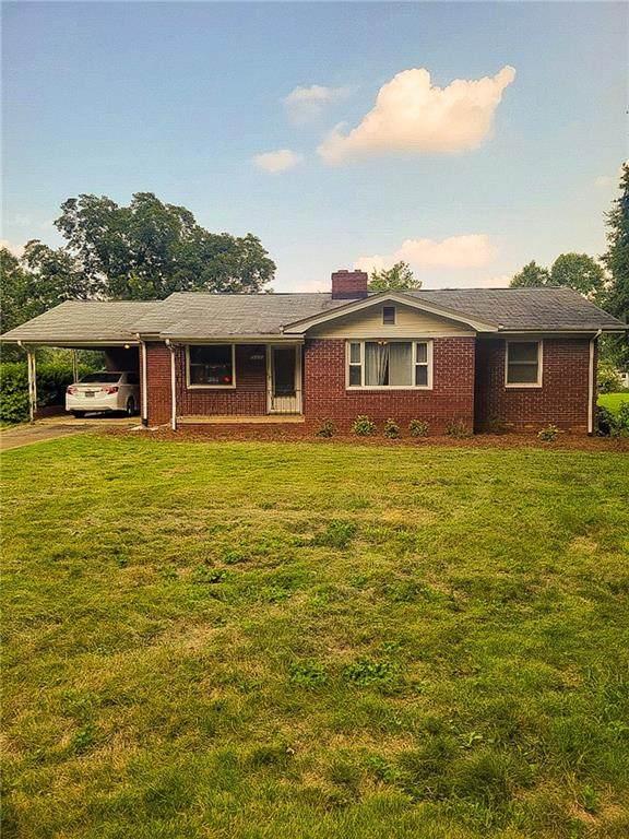305 Crestwood Drive, Mauldin, SC 29662 (#20241745) :: Expert Real Estate Team