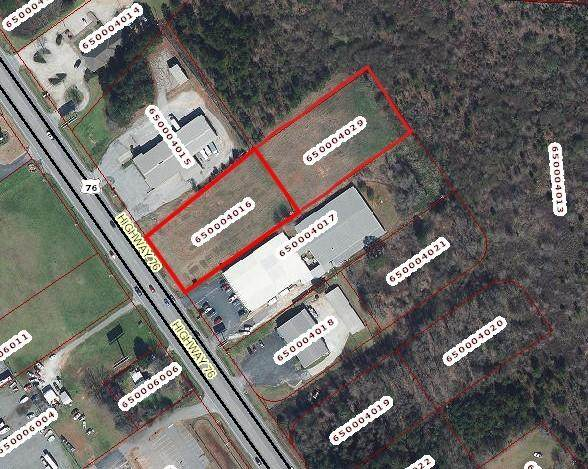 0 76 Highway, Anderson, SC 29621 (MLS #20241749) :: Tri-County Properties at KW Lake Region