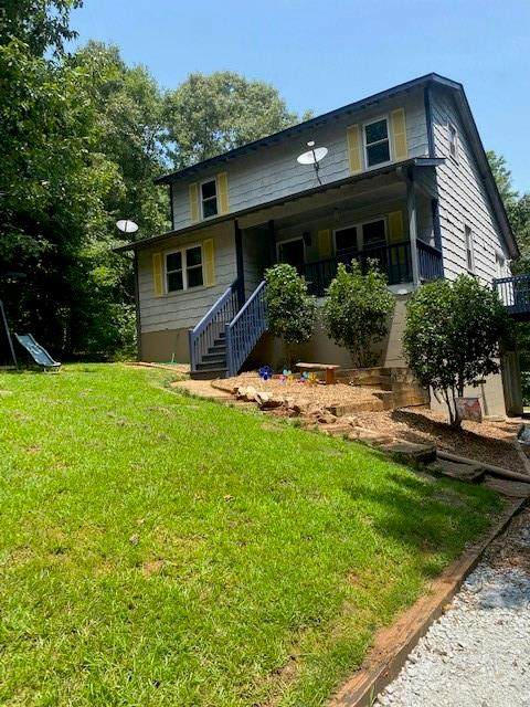313 Kenwood Drive, Westminster, SC 29693 (MLS #20241835) :: The Powell Group