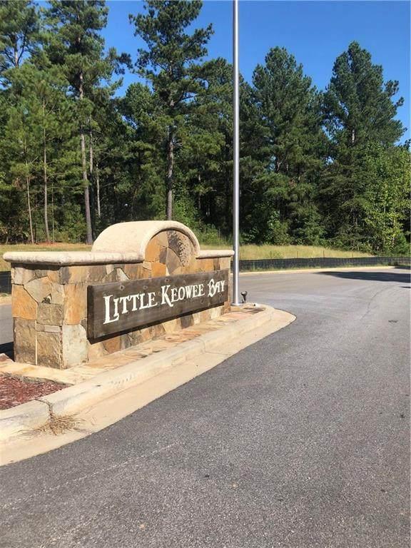 000 Little Keowee Boulevard, West Union, SC 29696 (MLS #20241875) :: Tri-County Properties at KW Lake Region