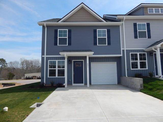401 Bee Cove Way, Pendleton, SC 29670 (MLS #20242619) :: The Powell Group