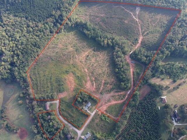 00 Hesse Highway, Walhalla, SC 29691 (MLS #20242713) :: The Powell Group