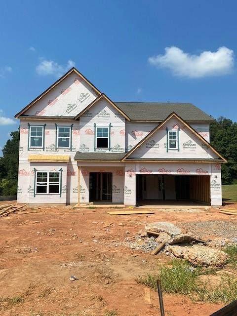 407 N Oak Crest Drive, Belton, SC 29627 (MLS #20242820) :: Tri-County Properties at KW Lake Region