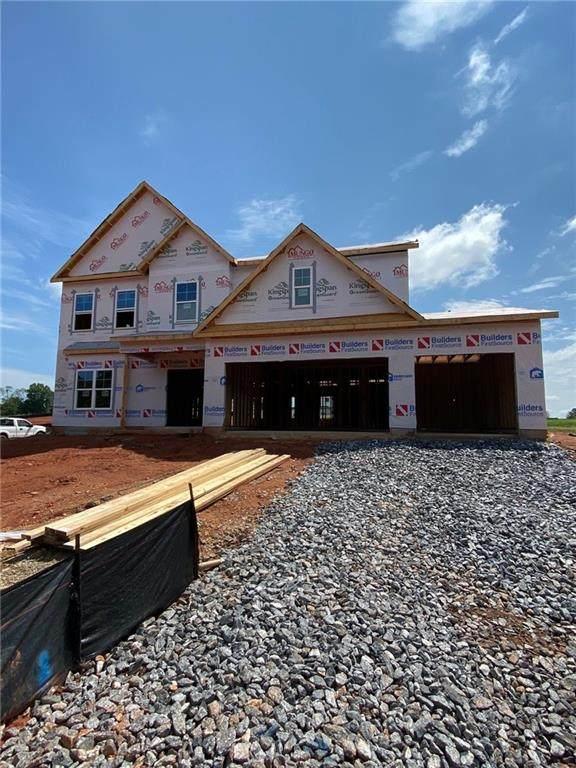 501 S Oak Crest Drive, Belton, SC 29627 (MLS #20242822) :: Tri-County Properties at KW Lake Region
