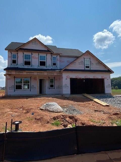 503 S Oak Crest Drive, Belton, SC 29627 (MLS #20242824) :: Tri-County Properties at KW Lake Region