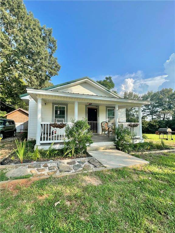 780 Burns Mill Road, West Union, SC 29696 (MLS #20242908) :: The Powell Group
