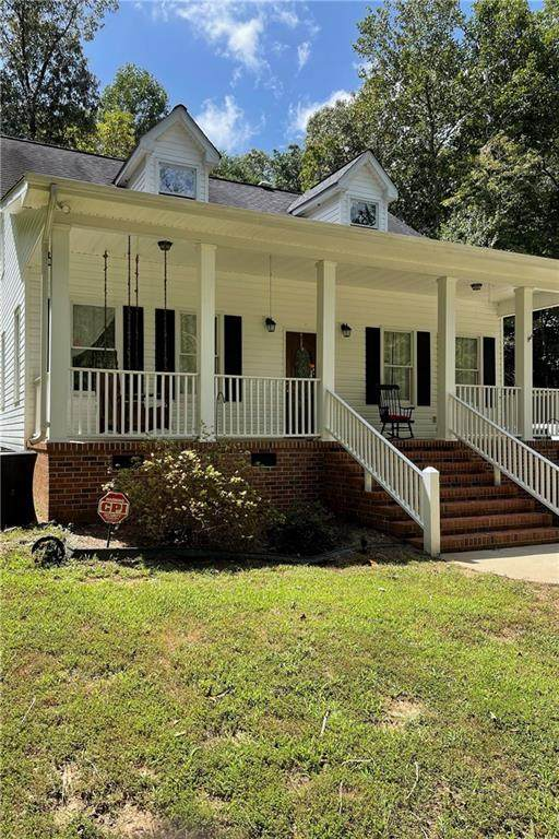 118 N Fork Drive, Anderson, SC 29621 (MLS #20243014) :: Tri-County Properties at KW Lake Region