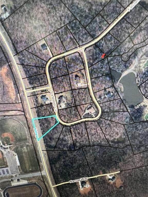 Lot 3 Sixteenth Circle, Walhalla, SC 29691 (MLS #20243140) :: Renade Helton