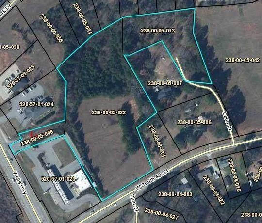 15660 Wells Highway, Seneca, SC 29678 (MLS #20243383) :: Tri-County Properties at KW Lake Region