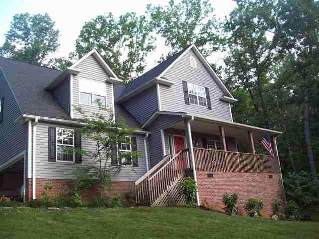 1258 Cove Creek Road, Pickens, SC 29671 (MLS #20243541) :: The Powell Group