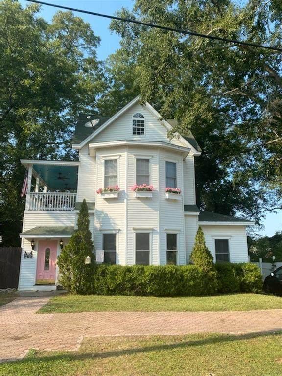 207 E South 2nd Street, Seneca, SC 29678 (MLS #20243575) :: Prime Realty