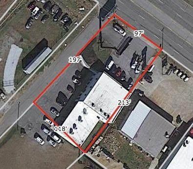 3915 Clemson Boulevard, Anderson, SC 29621 (MLS #20243792) :: Les Walden Real Estate