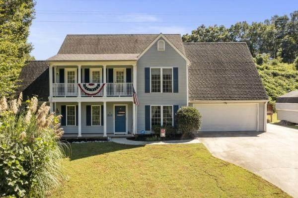 504 Fernwood Drive, Seneca, SC 29678 (MLS #20243837) :: Les Walden Real Estate