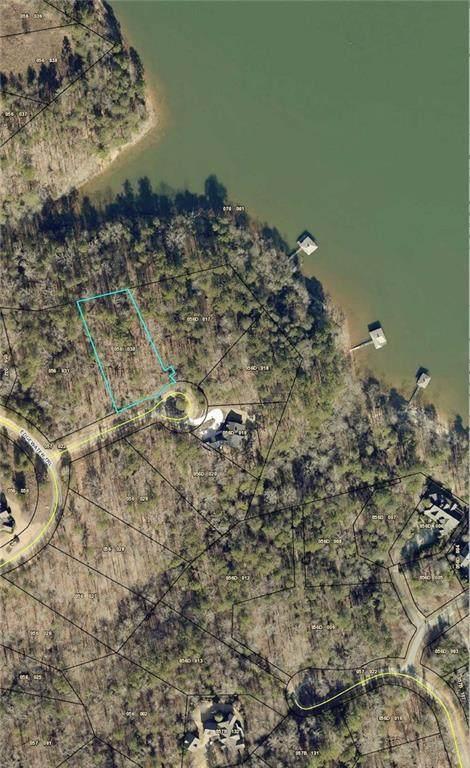 47 Lake Edge Way, Toccoa, SC 30577 (MLS #20244182) :: Renade Helton