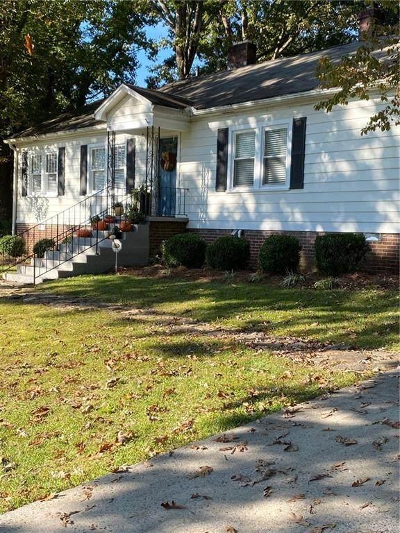 118 Fabrica Street, Clemson, SC 29631 (MLS #20244415) :: Renade Helton