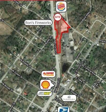 0 Hwy 81 South Highway, Iva, SC 29655 (MLS #20244517) :: Les Walden Real Estate