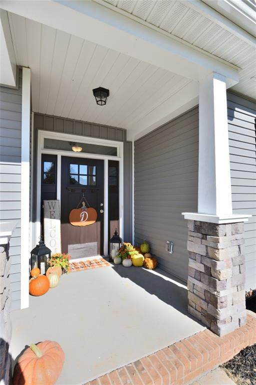 706 Rockstone Drive, Seneca, SC 29678 (MLS #20244599) :: The Powell Group