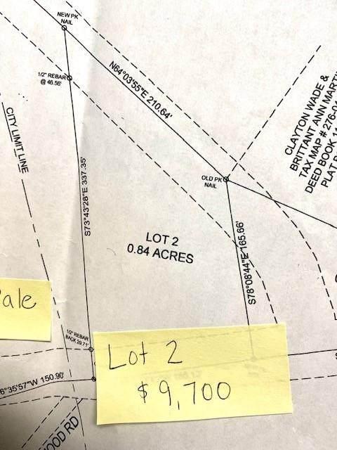 Lot 2 Elizabeth Street, Honea Path, SC 29654 (MLS #20244612) :: The Powell Group