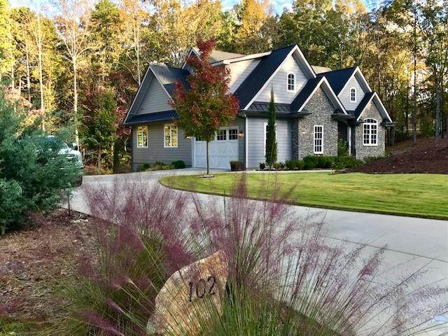 102 Mapleleaf Way Way, Seneca, SC 29672 (MLS #20244728) :: Lake Life Realty