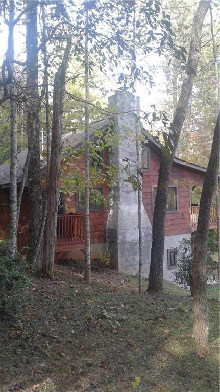 217 Hickory Ridge, Mountain  Rest, SC 29664 (MLS #20244762) :: Lake Life Realty