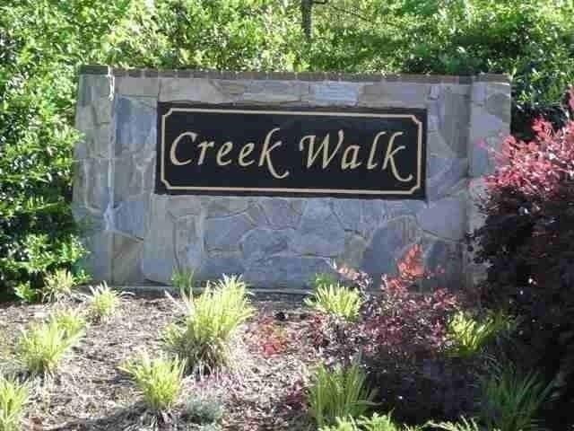 123 Creekwalk, Anderson, SC 29625 (MLS #20173671) :: The Powell Group