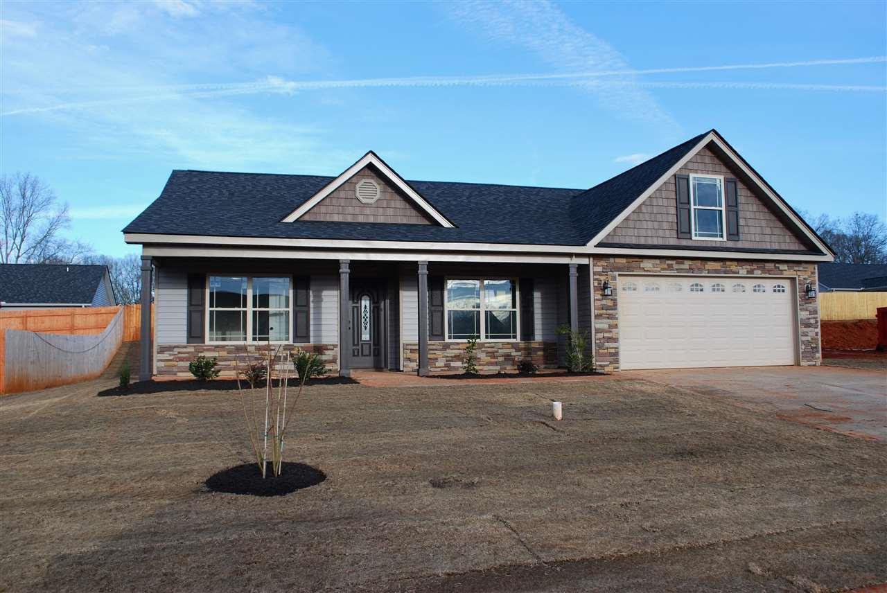 5 Robin Drive, Anderson, SC 29626 (MLS #20179099) :: Les Walden Real Estate
