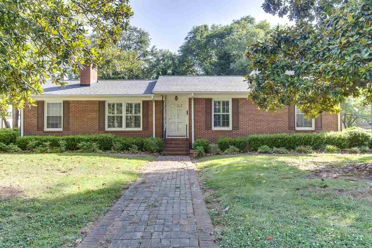 117 Maple Drive, Fountain Inn, SC 29644 (MLS #20179501) :: Les Walden Real Estate