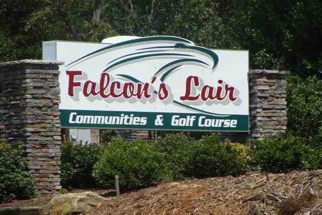 Lot #6 Falcon's Lair Drive, Walhalla, SC 29691 (MLS #20185220) :: Tri-County Properties