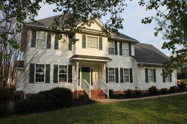 127 Plantation Drive, Easley, SC 29642 (MLS #20201261) :: Tri-County Properties