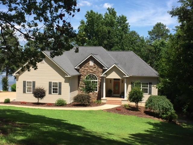 106 South Shore Drive, Fair Play, SC 29643 (MLS #20204197) :: The Powell Group of Keller Williams