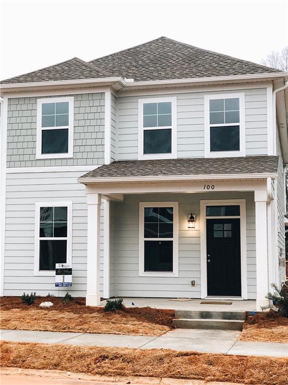 100 Fuller Estate Drive, Clemson, SC 29631 (MLS #20205324) :: The Powell Group