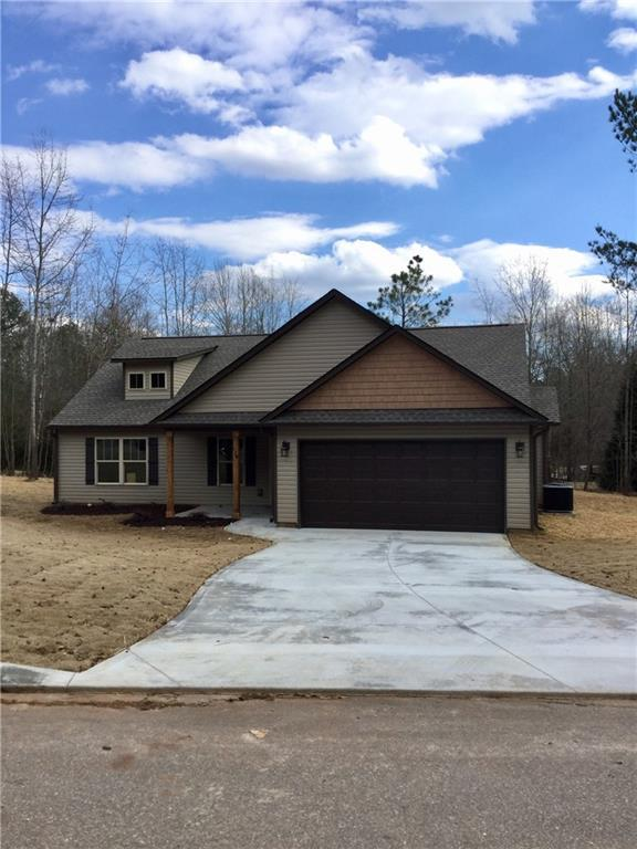 120 Dream Court, Liberty, SC 29657 (MLS #20205674) :: The Powell Group