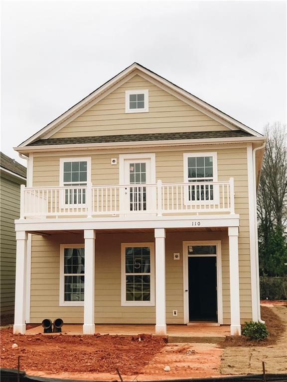 110 Fuller Estate Drive, Clemson, SC 29631 (MLS #20207740) :: The Powell Group