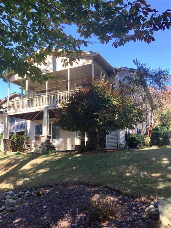 115 Hammock Court, Central, SC 29630 (MLS #20209438) :: Les Walden Real Estate