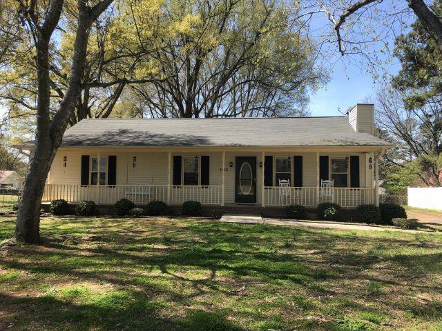 1815 Marchbanks Avenue, Anderson, SC 29621 (MLS #20213568) :: Tri-County Properties