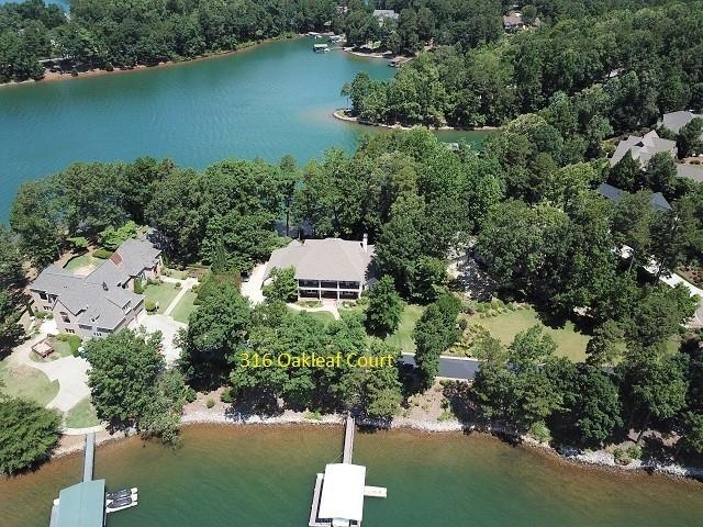 316 Oakleaf Court, Seneca, SC 29672 (MLS #20215802) :: Tri-County Properties at KW Lake Region