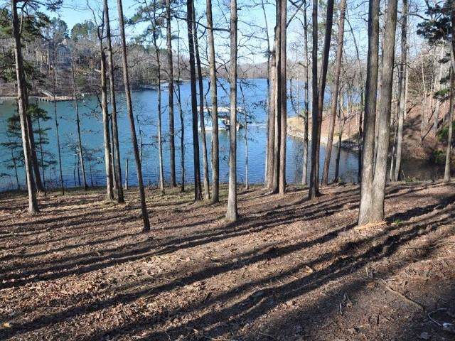 0 Sue Craig Road, Six Mile, SC 29682 (MLS #20217977) :: Tri-County Properties at KW Lake Region