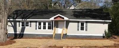 110 Hillcrest Drive, Easley, SC 29640 (MLS #20226771) :: Les Walden Real Estate