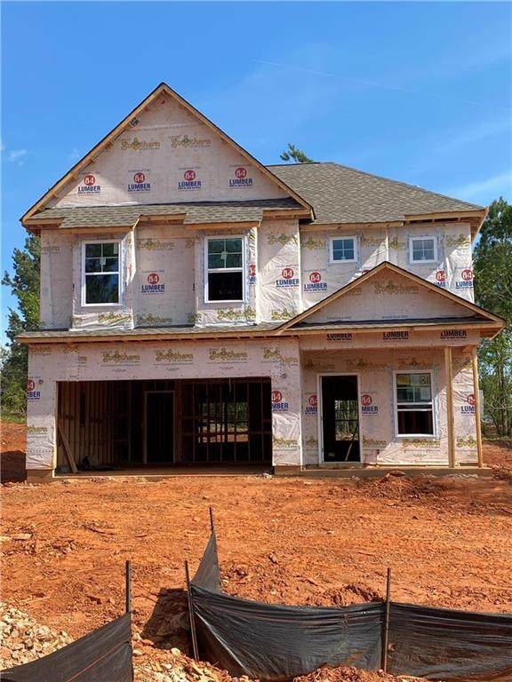 703 Rocky Ridge Circle, Seneca, SC 29678 (MLS #20227204) :: Les Walden Real Estate
