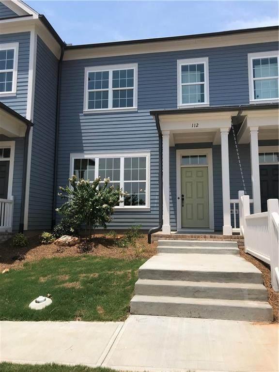 112 Tuttle Street, Clemson, SC 29631 (MLS #20228550) :: Les Walden Real Estate