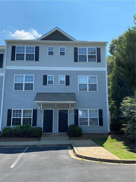 136 H University Village Drive, Central, SC 29630 (MLS #20229114) :: The Powell Group