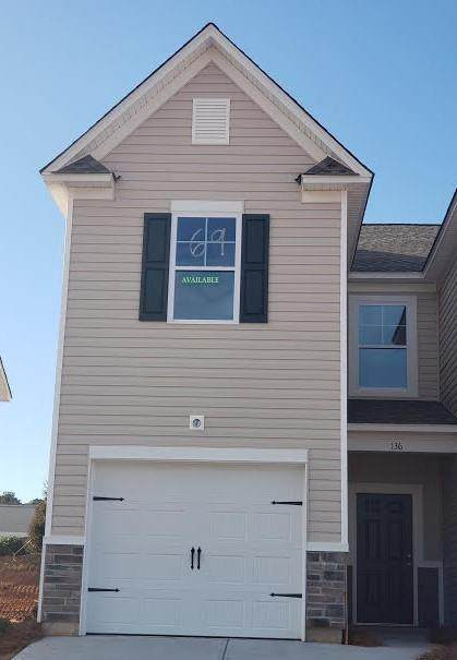 136 Adger Road, Pendleton, SC 29670 (MLS #20233690) :: Les Walden Real Estate