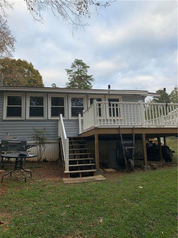 430 Dogwood Lane, Townville, SC 29689 (MLS #20233786) :: Tri-County Properties at KW Lake Region