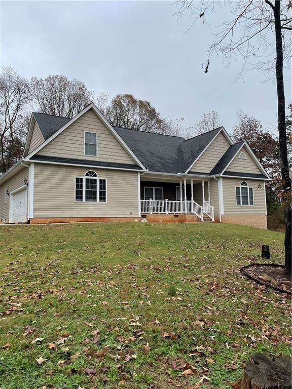 605 Bryant Crossing Drive, West Union, SC 29696 (MLS #20234292) :: Les Walden Real Estate