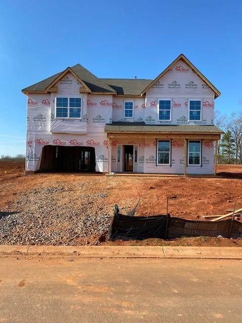 312 Valley Oak Drive, Belton, SC 29627 (MLS #20235300) :: Les Walden Real Estate