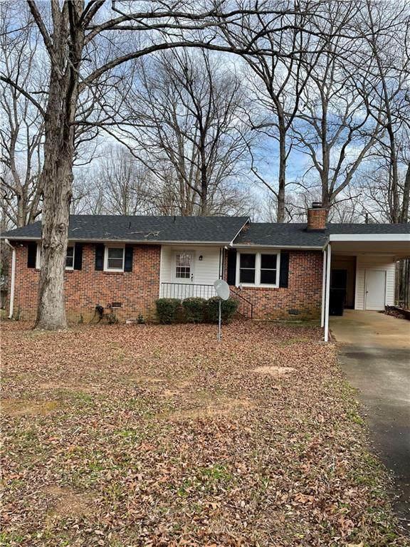 1305 Farmer Road, Starr, SC 29684 (#20235623) :: Expert Real Estate Team