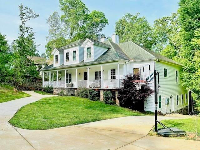 105 Harbor Lane, Townville, SC 29689 (#20240036) :: Modern